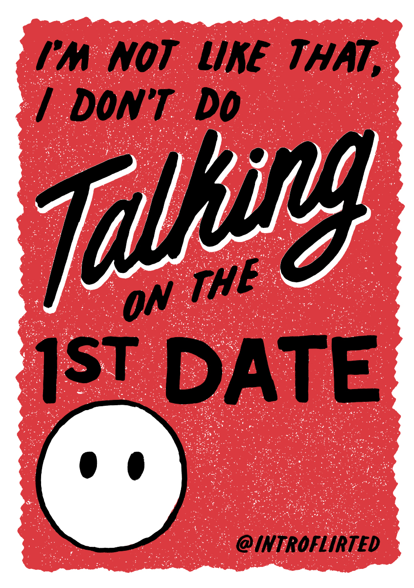 Introflirted #27 First Date by Josh Higgins
