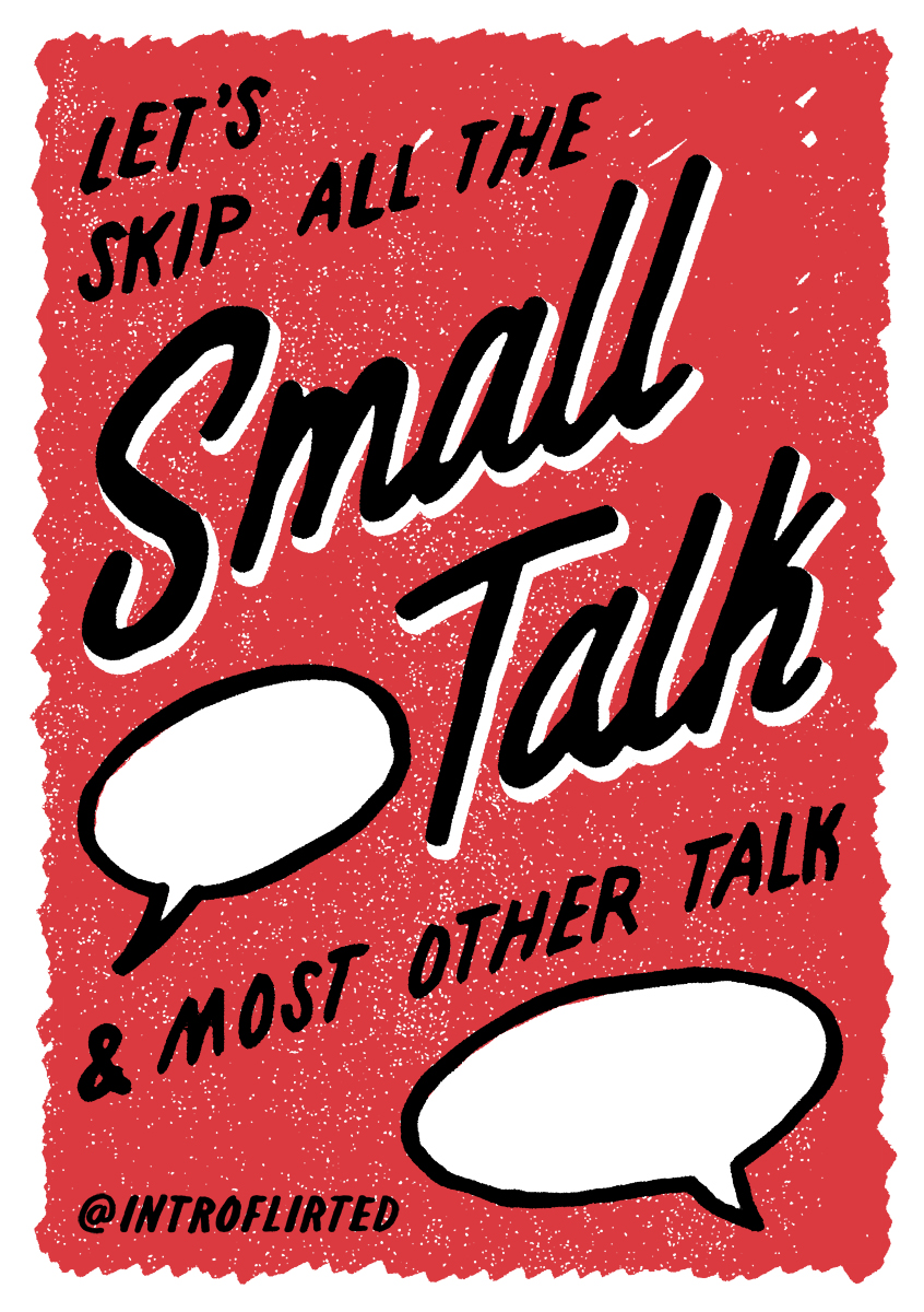 Introflirted #41 Small Talk by Josh Higgins